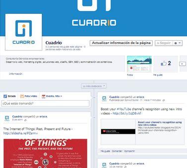 Facebook cuadrio